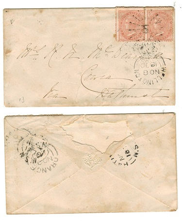 AUSTRALIA (New South Wales) - 1870 2d rate local