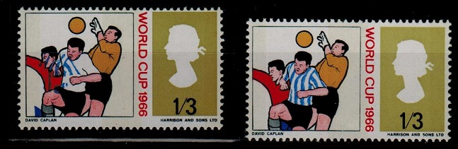 GREAT BRITAIN - 1966 1/3d