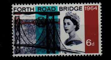 GREAT BRITAIN - 1964 6d