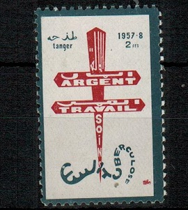 MOROCCO AGENCIES - 1957