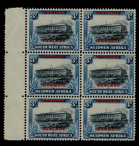 SOUTH WEST AFRICA - 1931 3d