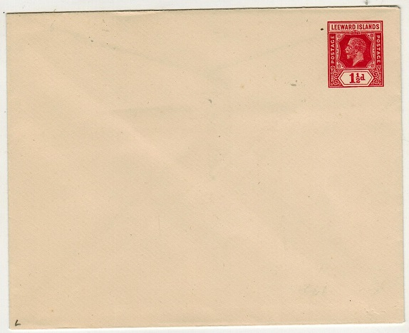 LEEWARD ISLANDS - 1926 1 1/2d red PSE unused.  H&G 6.