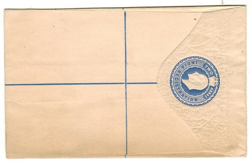 INDIA - 1902 2a ultramarine RPSE unused.  H&G 2.