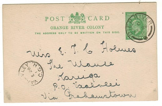 CAPE OF GOOD HOPE - 1913 1/2d green