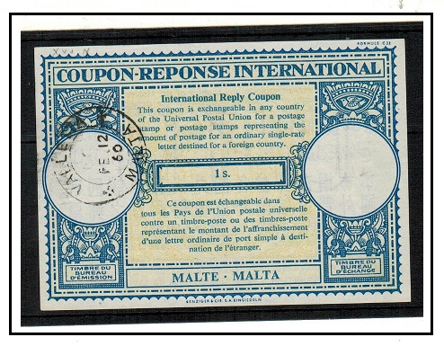 MALTA - 1960 use of