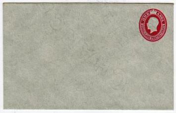 SOMALILAND - 1912 1a PSE unused with INVERTED WATERMARK variation.  H&G 1.