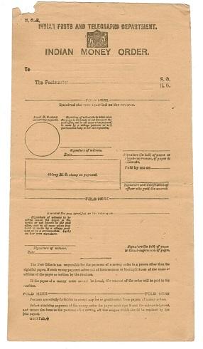 India  British Commonwealth Postal History Specialists  Steve Drewett