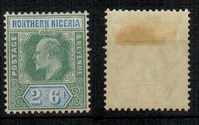 NORTHERN NIGERIA - 1905 2/6d in mint condition.  SG 27.