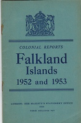 FALKLAND ISLANDS Colonial Reports