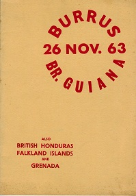 BRITISH GUIANA - RobsonLowe auction catalogue