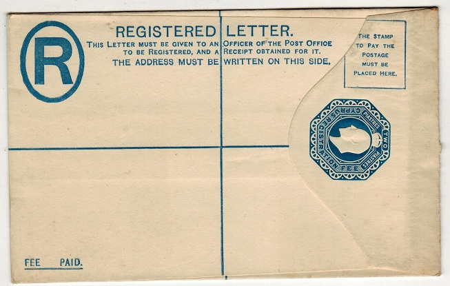 CYPRUS - 1902 2p dark blue RPSE unused.  H&G 8b.